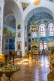 Покровский собор вид с юга на север