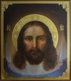Спас Нерукотворный с Соловецкого монастыря