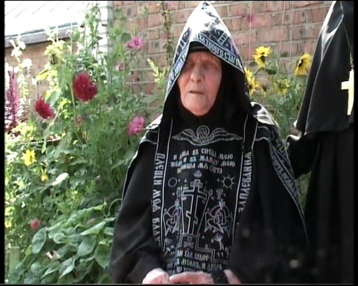 Схимонахиня Рафаила