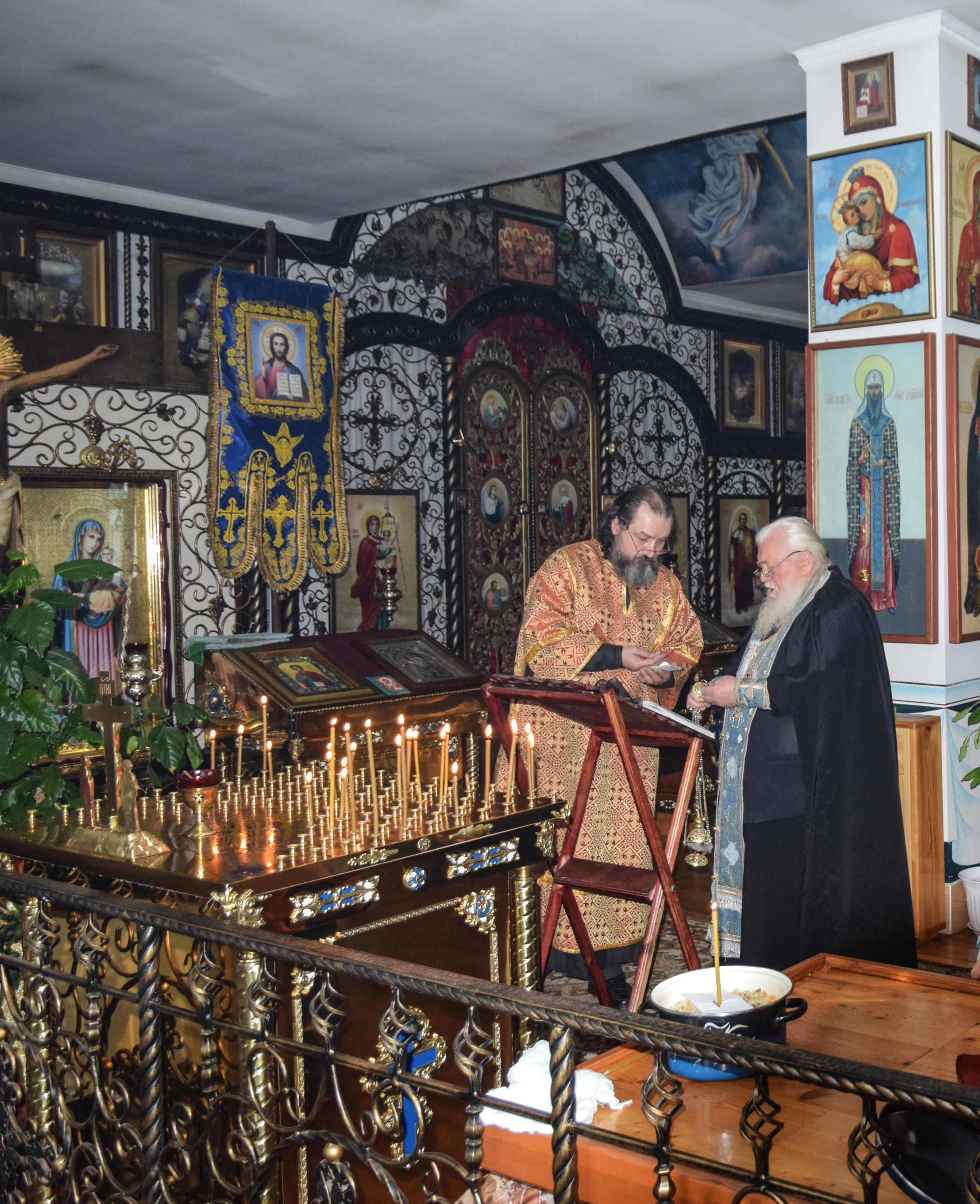 9 ноября 2019 года в Покрово-Эннатском монастыре почтили память старицы схимонахини Рафаилы (в миру Нины Михайловны Астаховой)