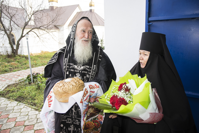 Покров Пресвятой Богородицы В Покрово-Эннатском монастыре. 14 октября 2019 года