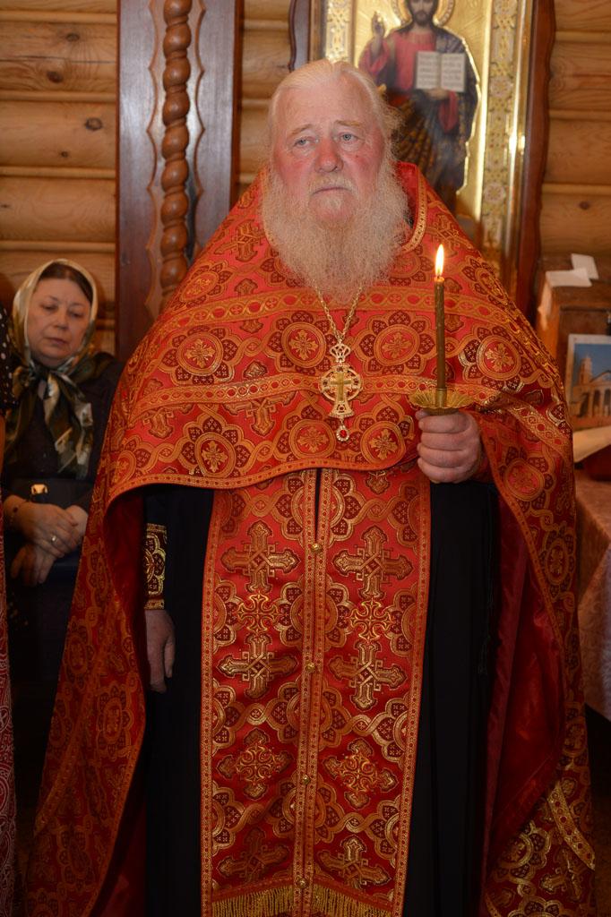 Архипастырское богослужение в Покровском мужском монастыре с. Дедово